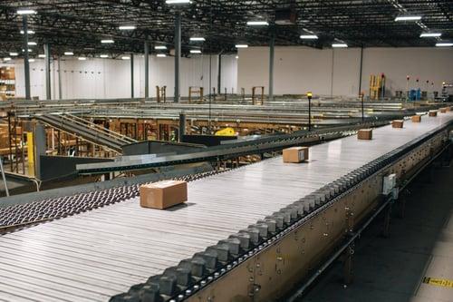 Boxes on Conveyor-1