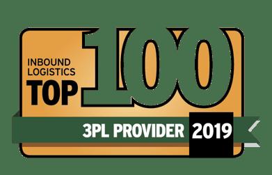Inbound Logistics Top100 3PL Provider